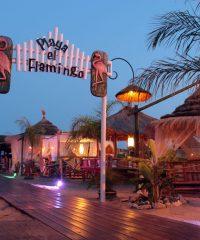 Playa el Flamingo