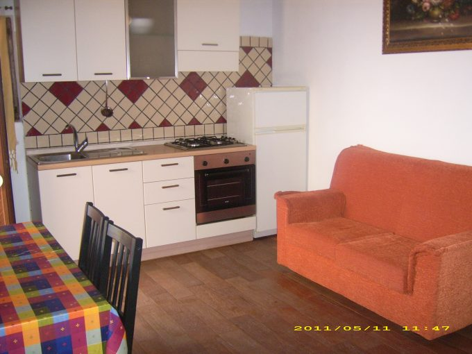 Cucina Appartamento Bilocale