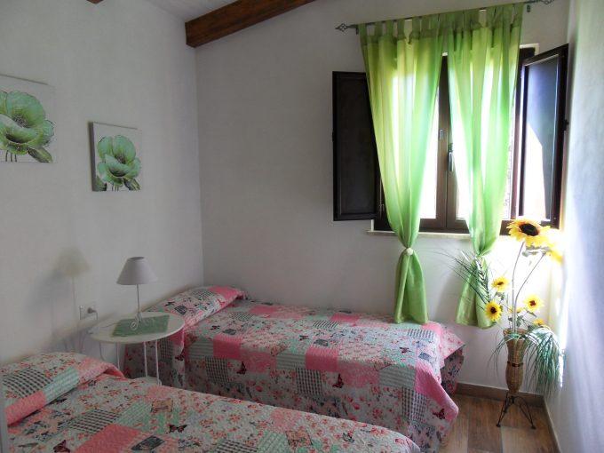 Appartamento Letti Singoli